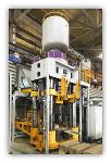 Hydraulic press of 1600 kN and 2000 kN