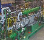 BORSIG Reciprocating compressor for process gases