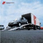 Tarifa para mudanças com transporte de automóvel