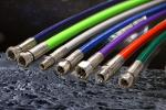 Farbspritzschläuche von DN3mm bis DN 25mm Drücke