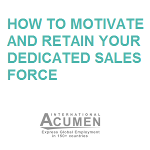 How to motivate and retain
