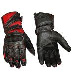 Leather Motorbike Gloves