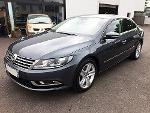 VOLKSWAGEN CC 2.0 TDI 140CH BLUEMOTION TECHNOLOGY BUSINESS