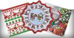 Weihnachts-Papierwaren