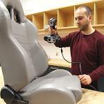 Scanner laser 3D portatile professionale Go!SCAN 3D