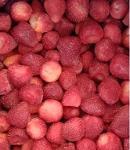 IQF Strawberry organic