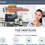 Páginas Web Corporativa - Web de empresa