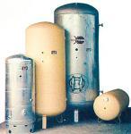 Réservoirs d'air comprimé