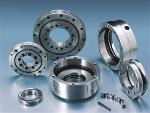 Cross roller bearing RU ,CRBF with mounting holes