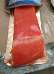 Trout Lightly salted fillet-piece 300g