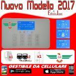 ITALIAN IA13 WIRELESS BURGLAR ALARM SYSTEM (OUR PRODUCTION)