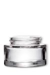 Glass Balm Jar