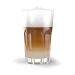Kaffeehaltige Getränkepulver