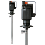 Drum pump HC with motor ME II 7