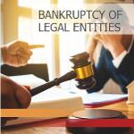 Bankruptcy of legal entities