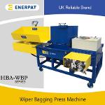 Wiper Bagging Press Machine | Scale Weight Bagging Baler