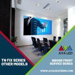 8K - 4K - Светодиодный экран Full HD для встречных комнат