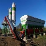Ready Mix Machinery Concrete Batch Plant