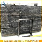 Black Marble Slab Supplier For Flooring Wall Tile Decoration