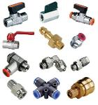 COUPLINGS And ball valves