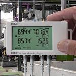 4-Kanal-Datenlogger für externe Sensoren