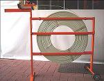 carrello porta rotolo fibra di vetro
