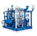 AERZEN VMX biogas packaged unit