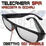 Telecamere Spia nascoste invisibili