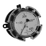 Grillo - Differential pressure indicator DA85
