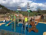 CITY NAVIRE : Jeux multi-activités extérieurs
