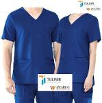 Hospital uniform summer scrubs uniforms nurse hospital gown