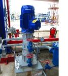 Vertical Pumps With Magnetic Couplings