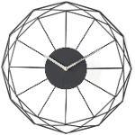 Deco Horloge 67234no - Ben Noir - Lot De 1