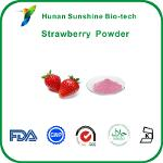 Strawberr powder