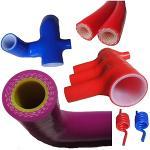 Customized silicone hose