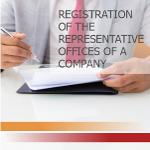Registration of a representative office