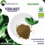 Organic Yerba Mate Freeze-Dried Powder