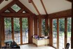 Glass Bi-Fold Doors
