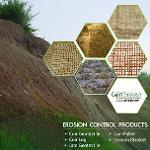 Coir geotextile