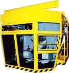 RTG, RMG operator crane cabins