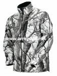 Hunting Clothing Camo Soft Shell Jacket in 3 layer
