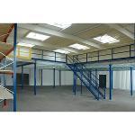 Plateforme de stockage et mezzanine industrielle