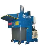 VALPAK BAC©Compacteur rotatif avec bac 1000L