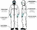 Protective Medical Coverall