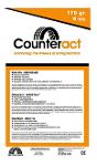 Балансировочный электростатический микробисер «Counteract»