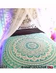 Indian Mandala Tapestry Hippie Bohemian Bedspread Hanging