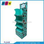 Corrugated POP floor display FSDU FL048