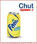 Fanta Citron Frappé 33cl vente en gros