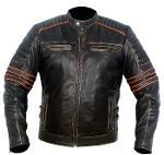 Motorcyle Leather Jacket