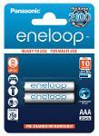 Batterie ministilo ricaricabili Eneloop 2 pz